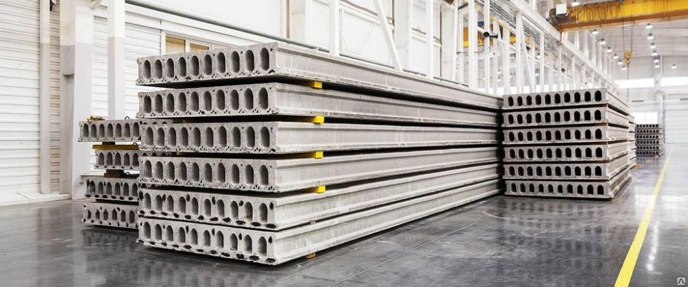 Плиты перекрытия ПБ отменного качества от завода-производителя